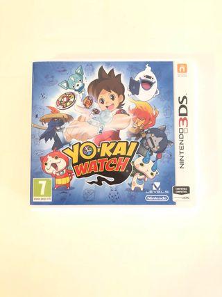 Juego 3DS - Yo-kai Watch