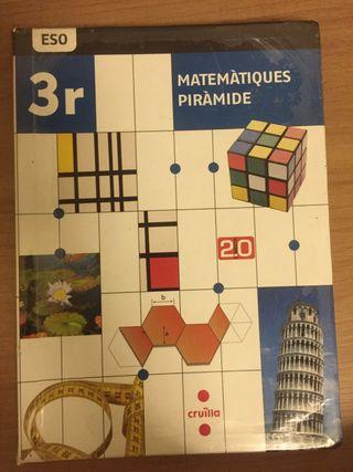 Matemàtiques piramide 3rEso