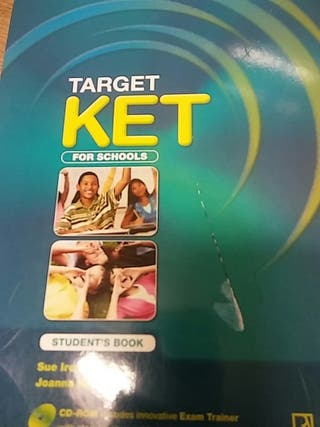 Libro Ket Students book