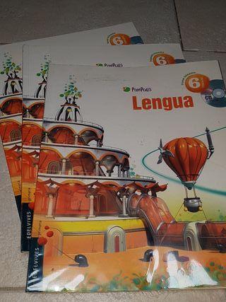 libro lengua 6 primaria