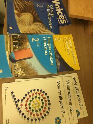 Libros 2 ESO/LIBRES 2 ESO
