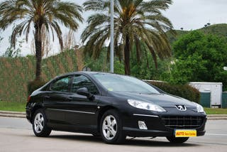 "Peugeot 407 1.6 HDI CON LIBRO !MUY EQUIPADO ""B"""