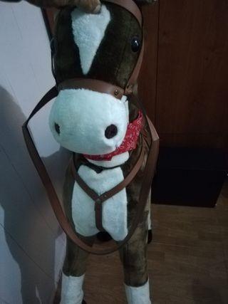 caballo grande de niño