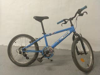 bici Decathlon 20""