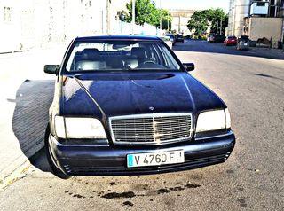 Mercedes-benz S 500 1996 automático