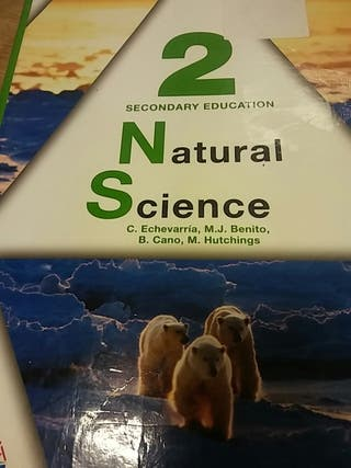 Libro 2 Eso Natural Science Anaya