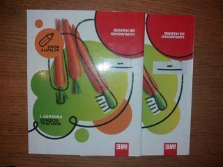 Libros de Natural Science 1° de Primaria