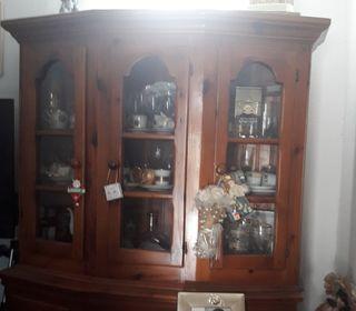 Mueble , vitrina , mueble comedor