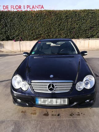 Mercedes C Sport Coupe 220cdi Auto