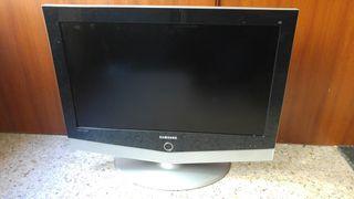 Televisor plano Samsung