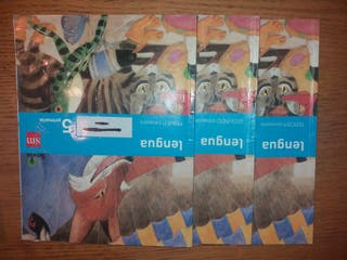 Libros Lengua 5° de Primaria