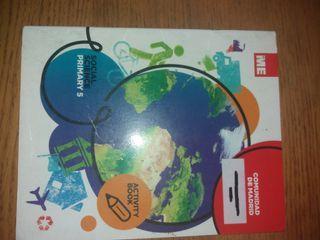 Libros Social Science 5° de Primaria