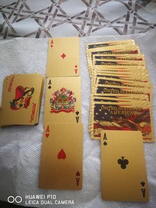 kartas de póquer