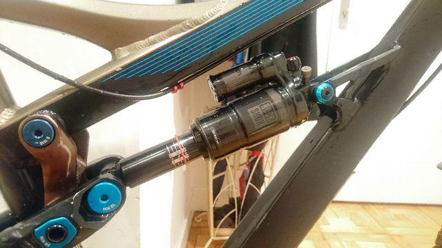 Bicicleta Orbea Rallon R3 MTB