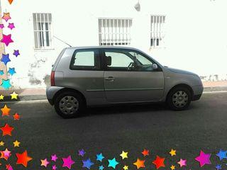 Volkswagen Lupo, pequeño cómodo, ideal para Madrid