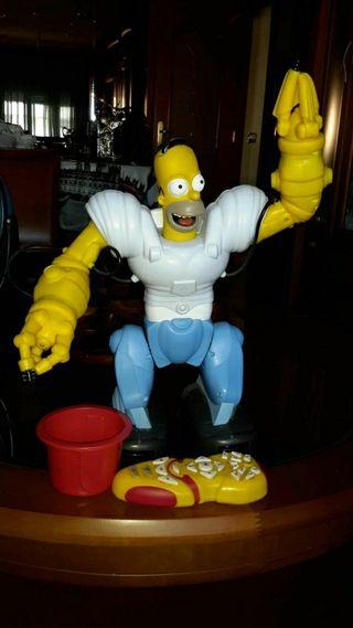 Robot Homer Simson