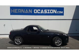 Mazda MX-5 ROADSTER COUPE 1.8 STYLE 125 CV.