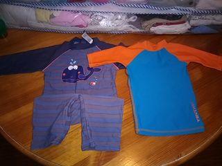 Niño Mano 3 Baño De Pack Traje Por Camiseta Segunda Y QrtsBhCxd