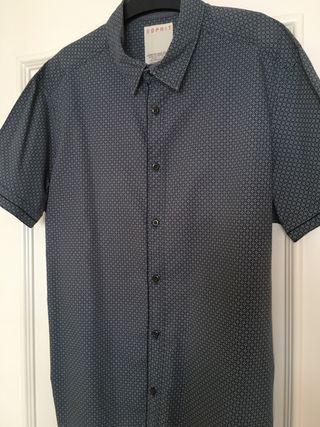 Camisa esprit , talla M
