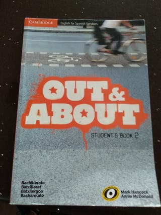 Libro Inglés Out and About Student's Book