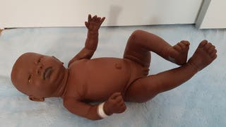 Bebe negrita The Doll Factory Europe