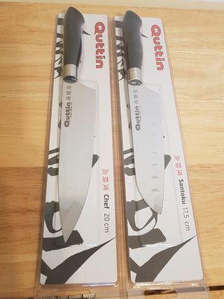 Cuchillos Quttin