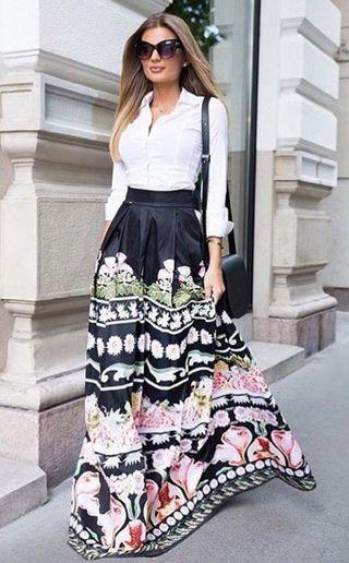 Falda larga de boda , fiesta talla M esta nueva