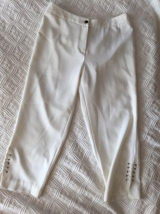 Pantalon midi