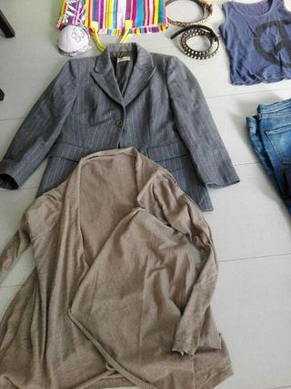 lote de 21 prendas mujer talla S y M