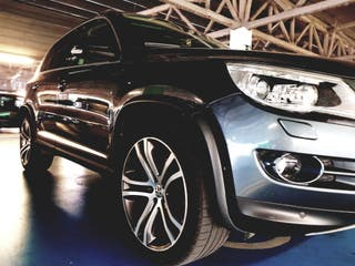 Volkswagen Tiguan 2011 4Motion serie limitada pack