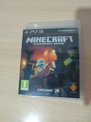 Minecraft Play station 3 edition
