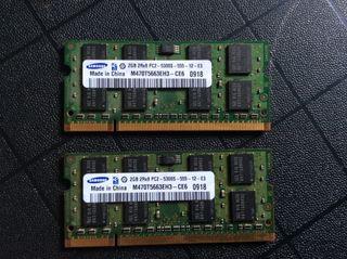 Memoria Ram Samsung (4GB)