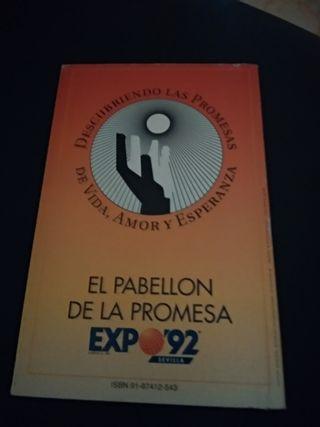 Libro Expo 92 Pabellon de la Promesa