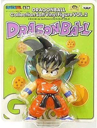 Banpresto Dragon Ball Collection Goku