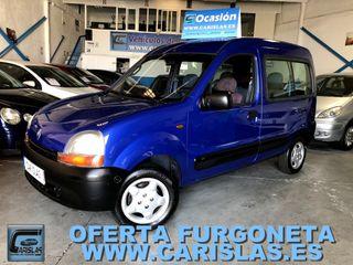 Renault Kangoo 1.4 Gasolina, Furgoneta cómoda