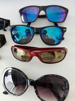 lote de 7 Gafas de sol
