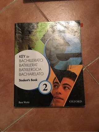 Students book ingles 2º bach