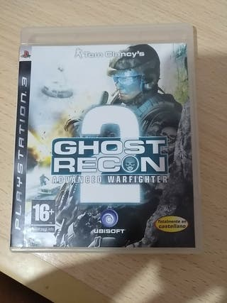 Ghost recon advanced warfighter Ps3