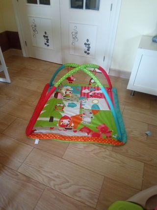 alfombra de actividades