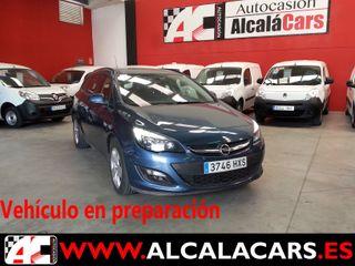 Opel Astra 2014 (3746-HXS)