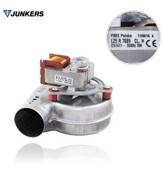 Extractor /ventilador junkers euroline