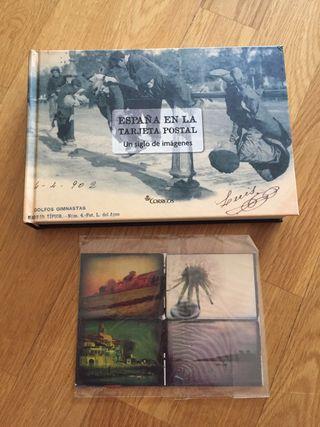 Tarjetas postales de España