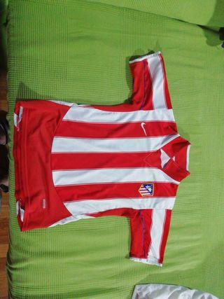 camiseta atlético de Madrid 2004-2005
