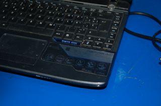 Ordenador Portatil Acer aspire 2920 z 2 gb-ram 250