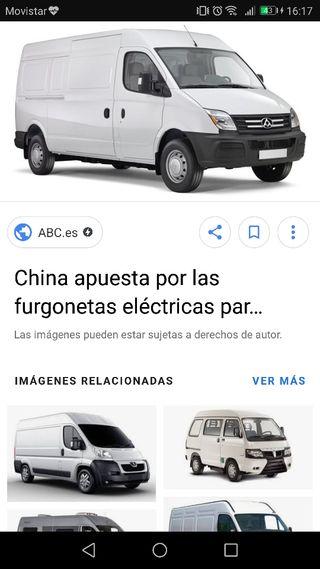 busco furgoneta