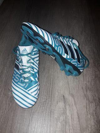 zapatillas de fútbol talla 37 1/3