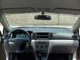 Toyota Corolla 2002 para despiece