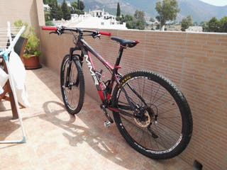 Bicicleta MMR montaña mtb