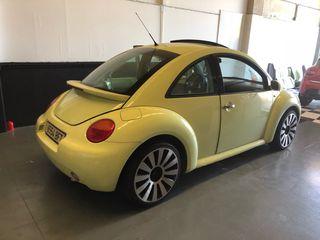 Volkswagen Beetle 2002 diesel