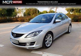 Mazda 6 CRTD 2.0 140cv Luxury